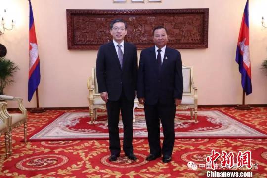 赛冲: 柬人民党重视与中国共产党的党际交流与合作