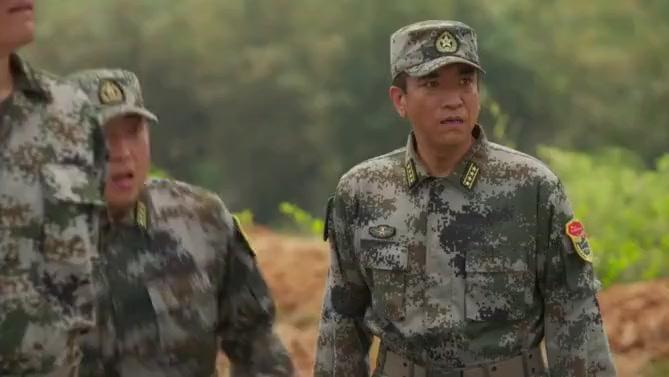 首长来了,实弹训练被紧急叫停——《陆军一号