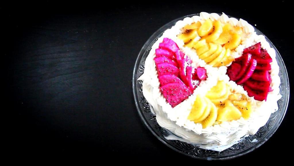 舌尖上的美食: 松软蓬松的戚风蛋糕!做法超级简单!