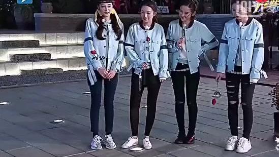 导演: 不想选择鹿晗的女生请往后退一步 当时热巴是这样做的!