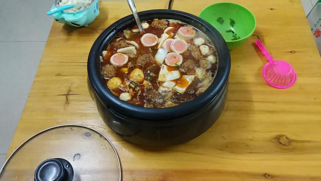 正宗火锅的做法0112中国美食视频