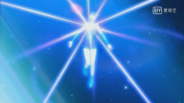 《精灵梦叶萝莉》叶萝莉战士集体炫丽变身,大长腿天使脸蛋,大大的眼睛好迷人