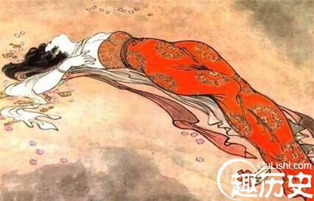 唐朝宫廷服饰花纹