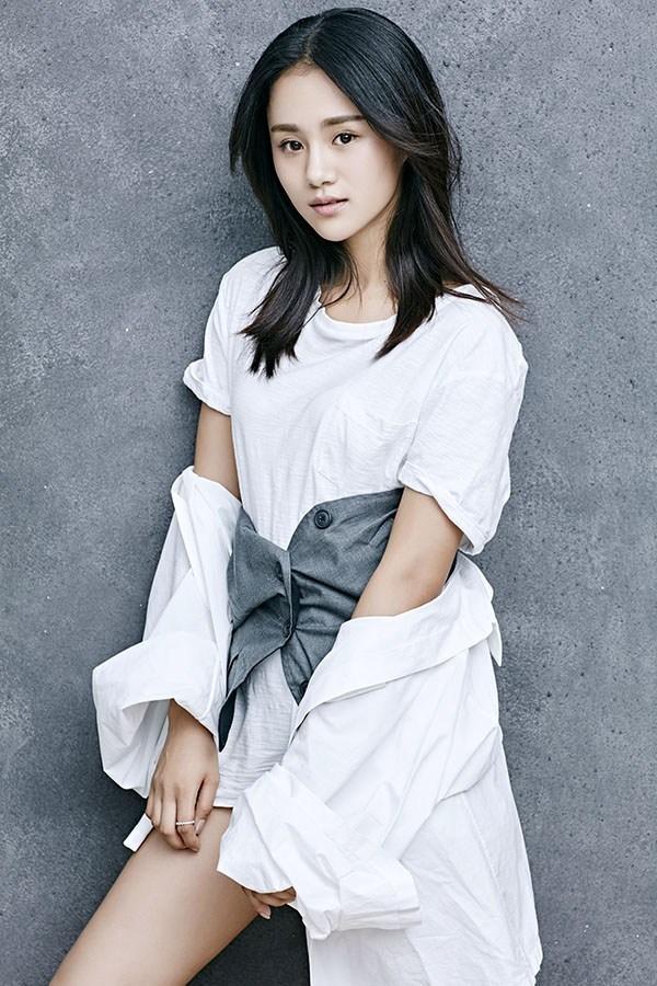 安悦溪在《花千骨》中扮演了糖宝,这个可爱的女孩究竟有没有男朋友呢?