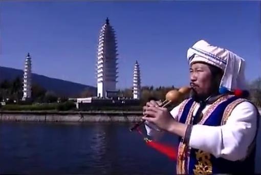 葫芦丝雨《瑶族舞曲》