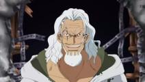 海贼王: 海贼王副船长冥王雷利出场就释放霸气,镇住场内超新星