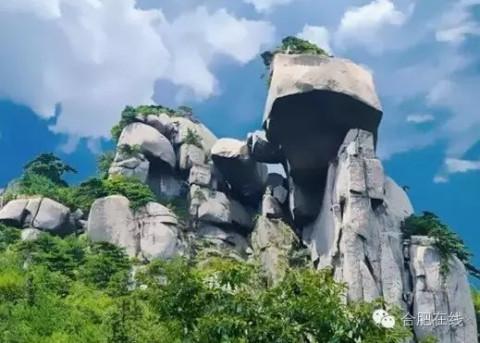 00 元 地址:安徽省六安市霍山县 妙道山是国家森林公园,位于安庆岳西