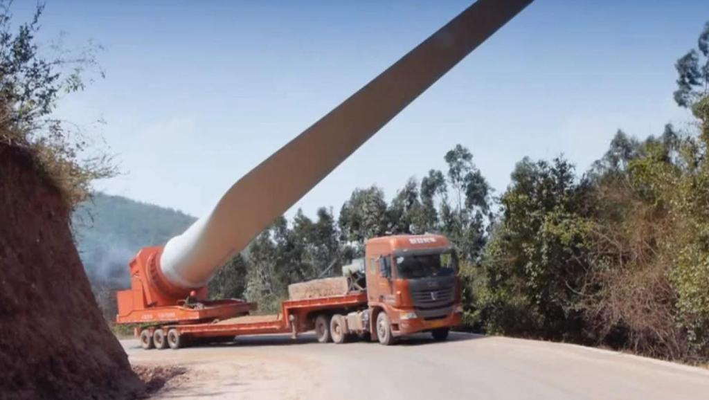 中国卡车这一改进,可360度旋转,德国直言要进口