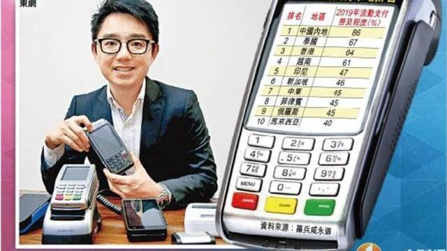 全球移动支付排名榜出炉香港第3, 中国内地第1, 前10没有美国