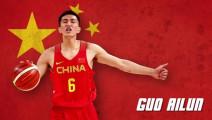 """""""大侄子""""郭艾伦的精彩时刻,FIBA官方片"""