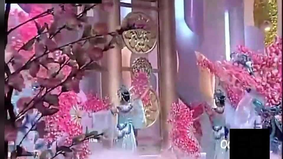黄梅戏《天女散花》选段 韩再芬演唱,太好听了