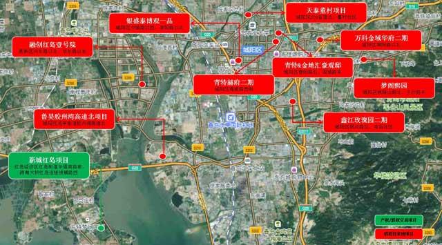 青岛宜昌路31号电子图