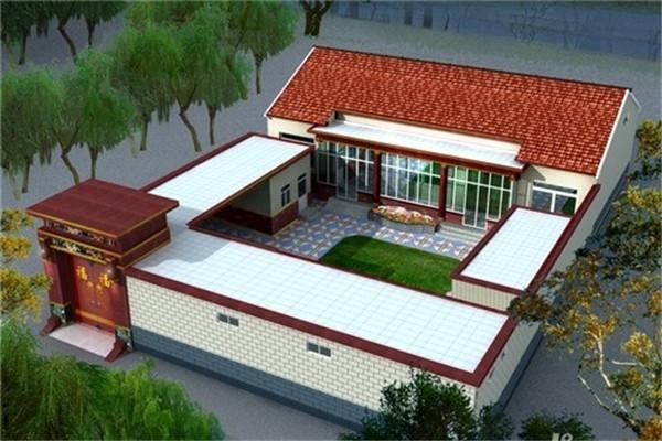 农村的房屋一般都是自建,面积比较大,选址也比较自由,相对来说在设计房屋的时候要自由很多,但是越是这样的房子在风水方面需要注意的知识就越多,因为农村的地理环境一般都比较复杂,周边最常出现山水和大树等对住宅有影响的环境,所以无论是选址还是大门的方位朝向都要多加注意。下面介绍的就是农村房屋的风水禁忌相关知识。