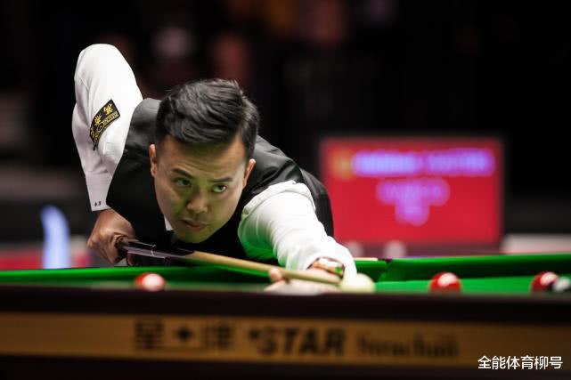 伍文忠是丁俊晖的恩师,周跃龙表现出色,欧洲大师赛强势冲冠