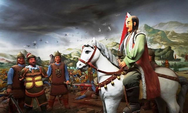 西夏王朝_西夏王朝: 李元昊为立国准备, 三次攻打吐蕃皆大败而归