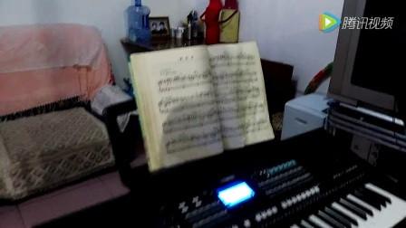 电子琴曲 茉莉花