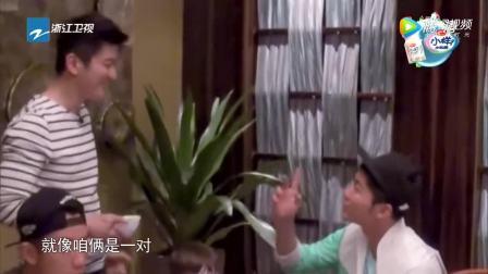 杜江带嗯哼大王探班妈妈,妈妈高兴坏了!