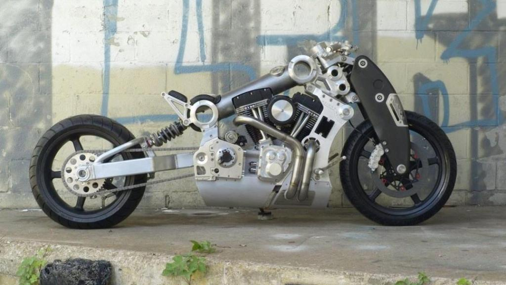 全球最贵摩托车,全球限量45辆,售价高达3亿5千万!