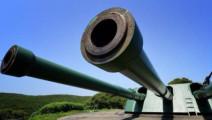 世界上口径最大的迫击炮 炮弹和人一样高 一炮就轰塌一栋楼