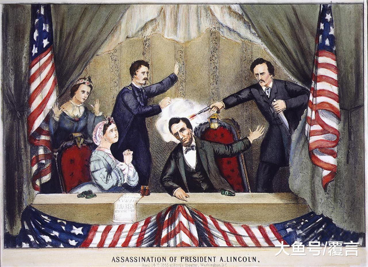 特朗普发推特: 除了林肯, 我是最惨的美国总统