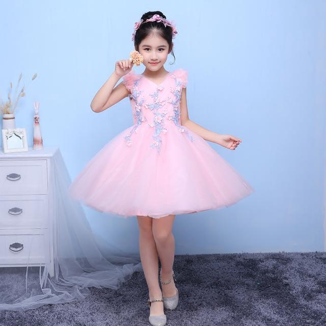 高贵气质的公主蓬蓬裙, 秒变六一儿童节最甜美的小仙女
