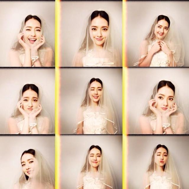 郭碧婷颜值崩塌, 真正的素颜女神是肤白水嫩的王丽坤