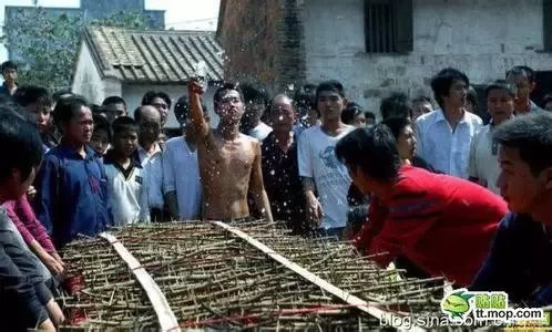 中国一些恐怖的民俗风情