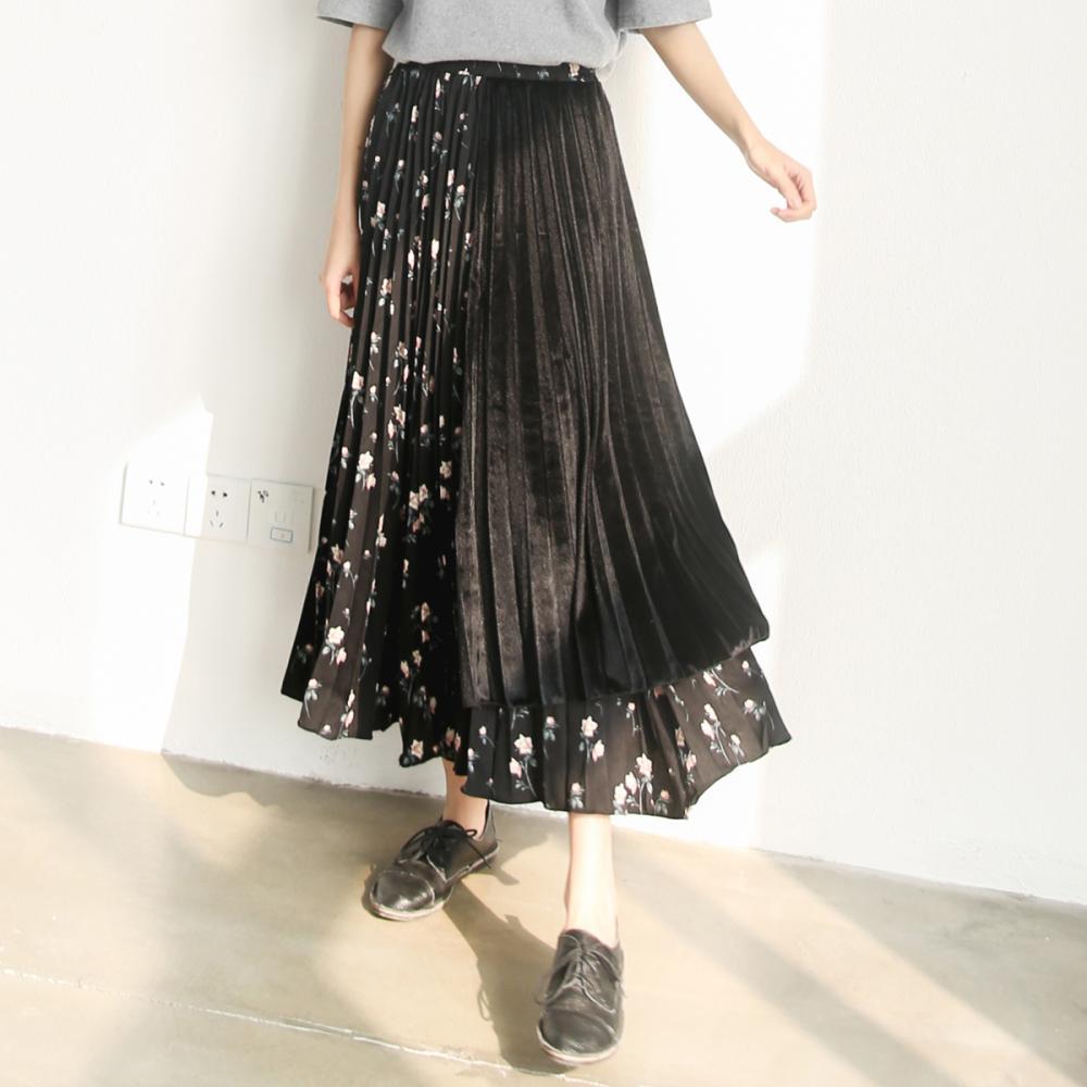 中裙半身裙_女生中人气最高的半身裙, 非它莫属