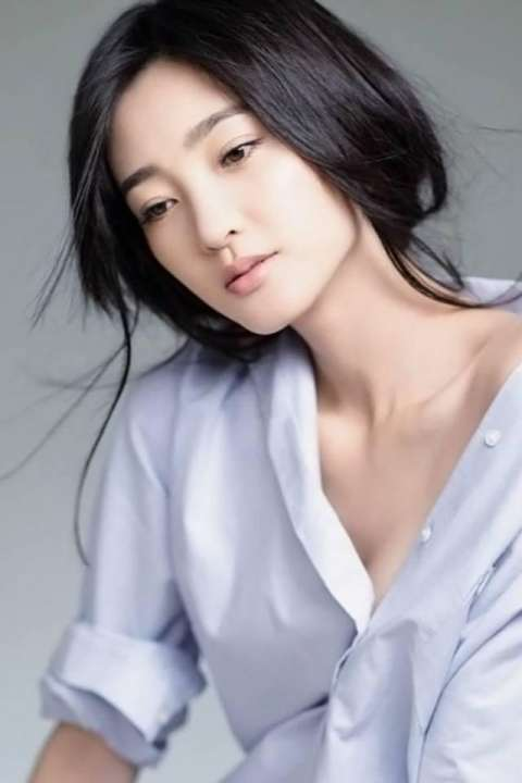 韩国清秀素颜美女