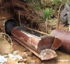 一个盗墓者的自述: 千年僵尸, 四龟驼棺, 黄河壁, 水银斑