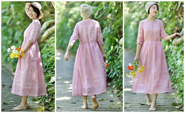 人到中年怎么穿搭? 质感比漂亮更重要, 这样穿才高级有女人味(图3)