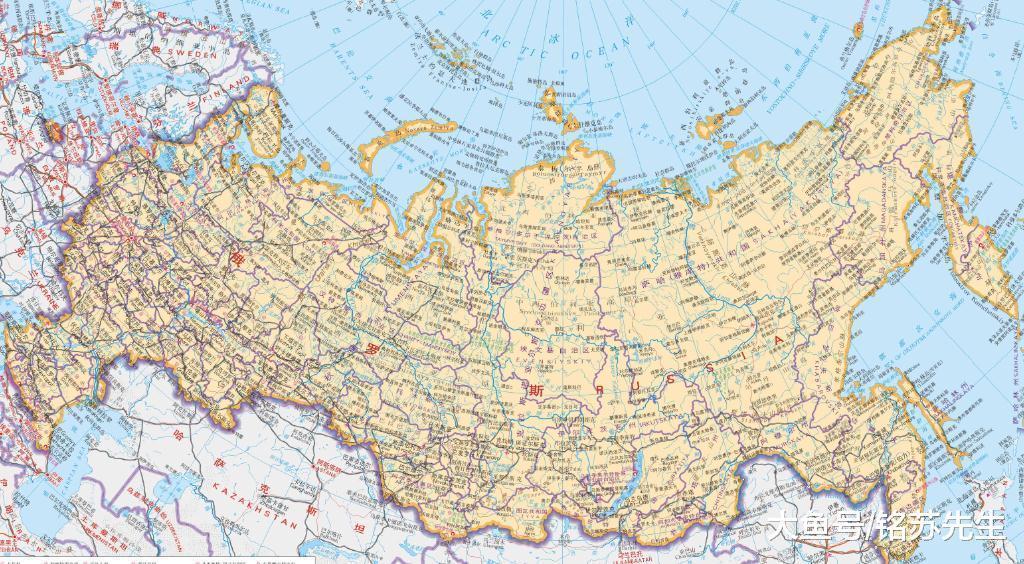 面对欧美国家的围堵和制裁, 俄罗斯为何依然很强大?