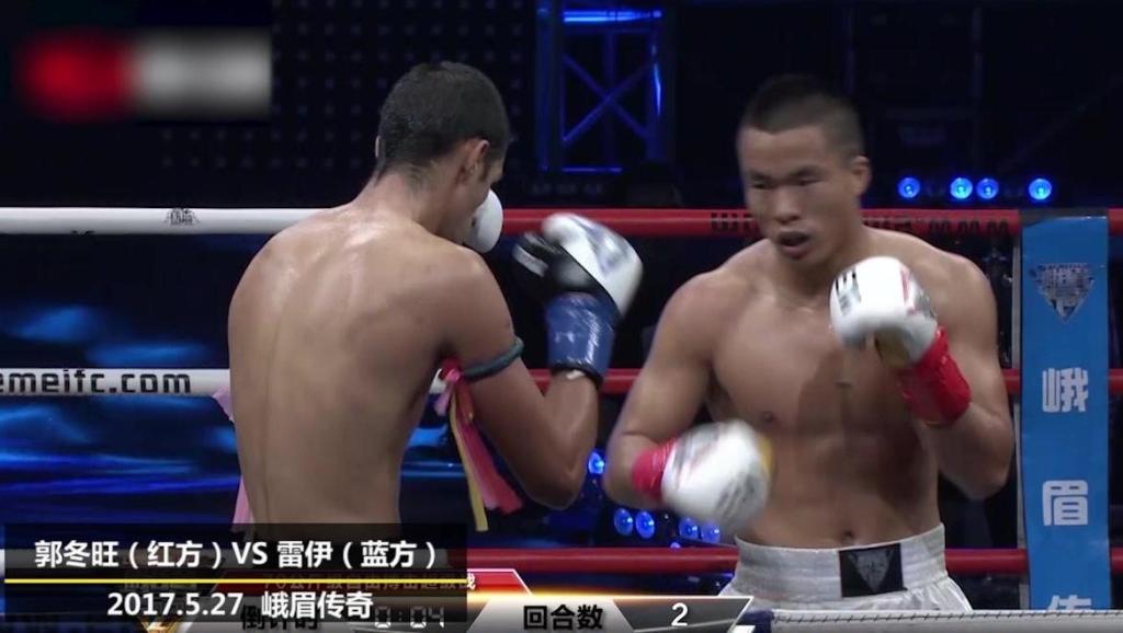 中国首位泰拳世界冠军 VS 中国麻绳战第一人!