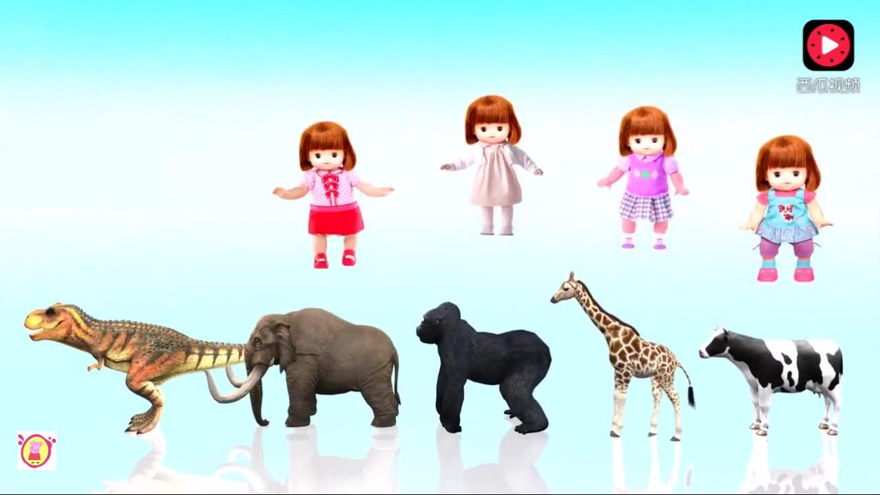 长颈鹿 大象 简笔画 步骤 步骤 步骤 步骤 步骤