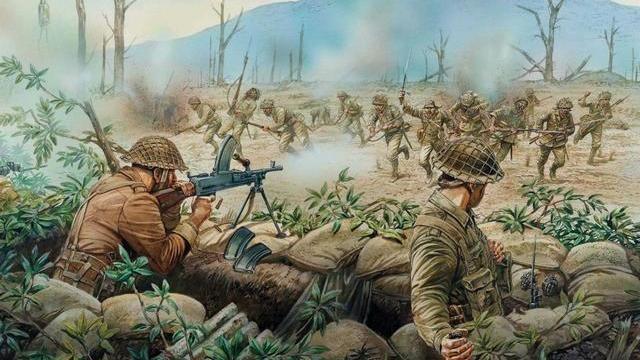 指挥官太蠢了, 被自家士兵骂鬼畜  日本为何没有成功入侵印度