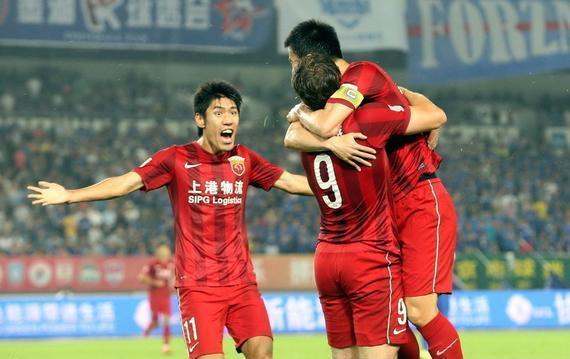 足球是圆的, 当外界一致看好上港夺冠时, 广州恒大或将一举反弹