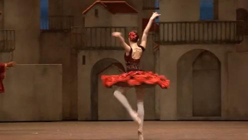 英国皇家芭蕾舞团《堂吉诃德》炫技狂魔到底能转多快?