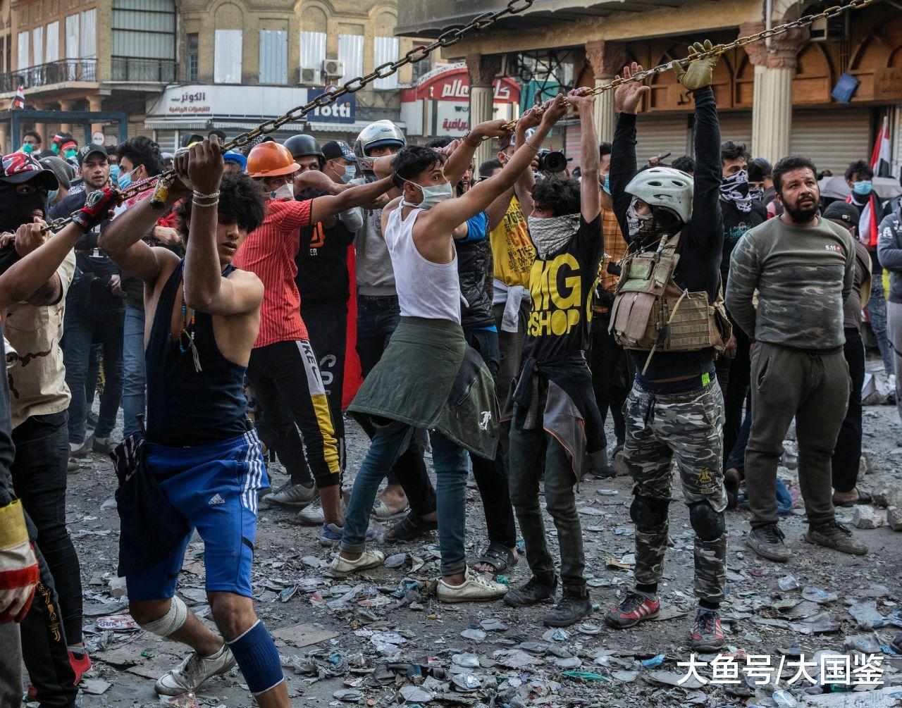 大批暴徒遭特种兵打死, 联合国警告立即停火, 不准军方出手镇暴