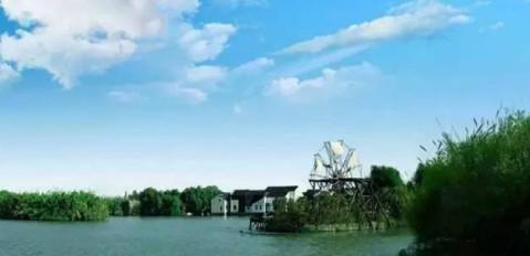 沙家浜 沙家浜镇位于苏州常熟市南部,沙家浜风景区是国家 aaaaa 级
