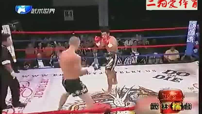 扬我国威!中华英雄王洪祥重腿KO世界排名第一的美国拳王