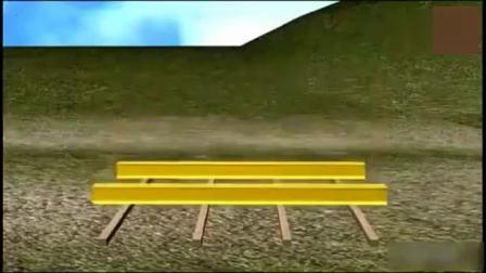 隧道的混凝土是如何浇筑的?3D模拟隧道支模浇筑施工过程