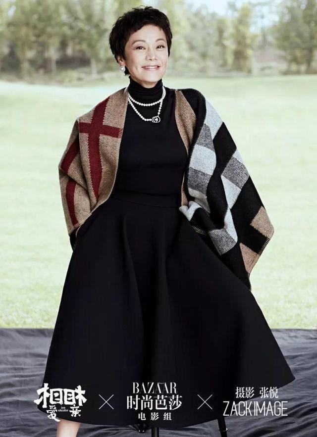 64歲張艾嘉拍出今年國產片最大黑馬! 24年做一事, 她活成最美女神