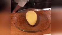 日本的蛋包饭,切开那一瞬间你想吃吗?
