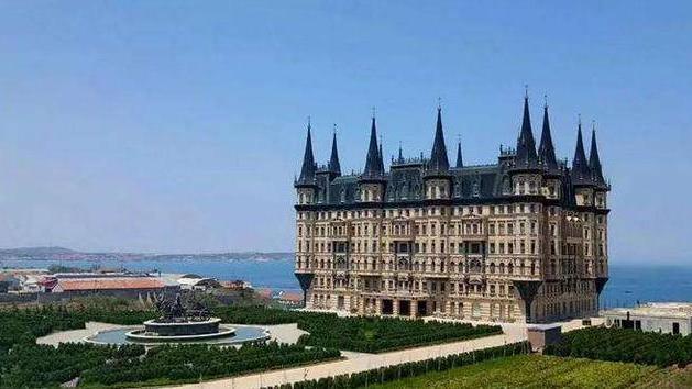 富豪砸6个亿建城堡,沈腾斥巨资租用,不到十分钟就花了2千万!
