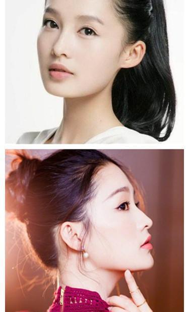 只是人们不知道这个可爱漂亮的女生就是李沁.