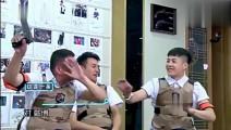 王嘉尔和白敬亭展现90后舞蹈秀,有代沟的王凯杨烁表示无法理解