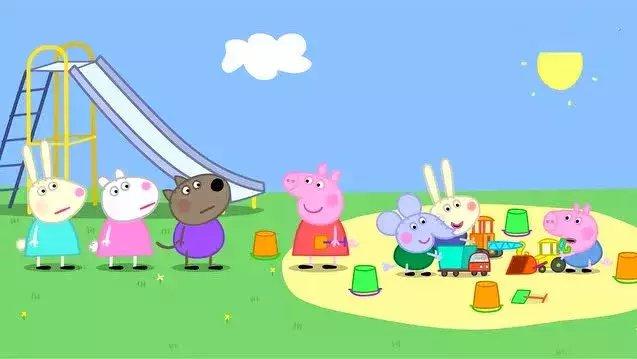 动画片《小猪佩奇》