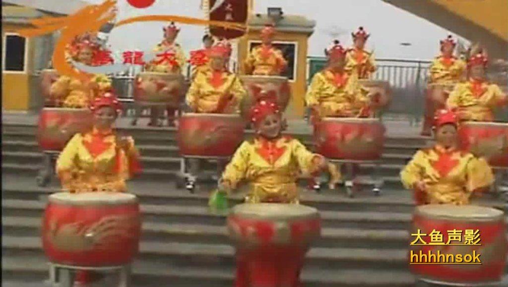 北京开业迎宾《威风锣鼓》