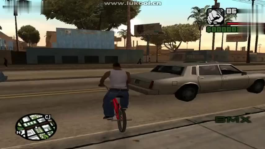 姜饼 GTA圣地安列斯 游戏体验