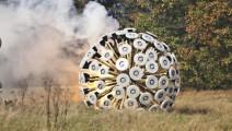 世界上地雷最多的国家,靠这个巨大的蒲公英排雷!